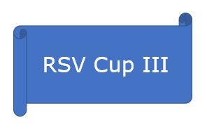 Verbandschiessen + RSV Cup III